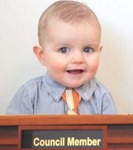 Mr. Councilman (c) 2010 WeeBabyStuff