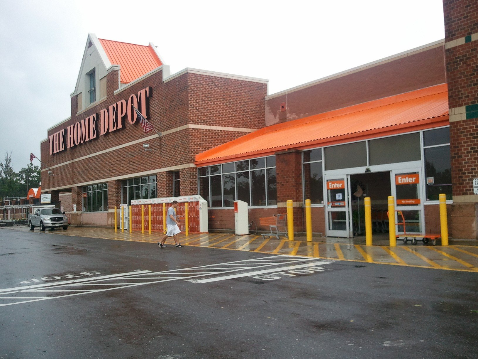Home Depot Open But Without Power