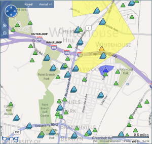 pepco power outage map with Thousands Still In Dark on Irene Weakens To Tropical Storm Force Millions Of Lights Are Still Out moreover Delmarva Power besides Delmarva Power likewise Pjm Utility Dc Area Outage 14217 also Maryland Utility Map.