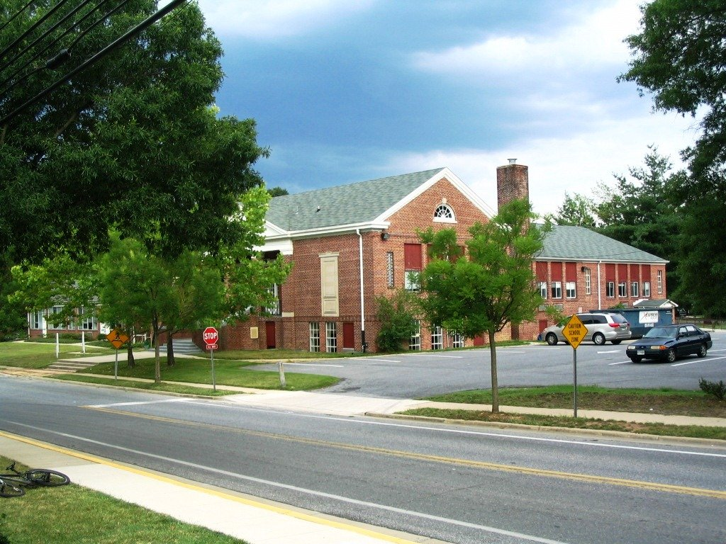 Calvert Road School Site