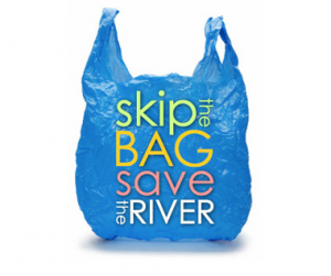Skip bag, Save the river
