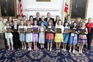 Mayor Essay Winners