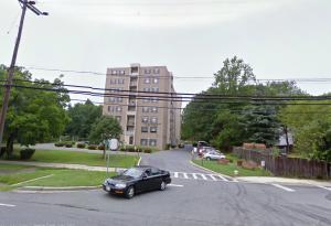 Attick tower senior citizen home at Rhode Island Avenue