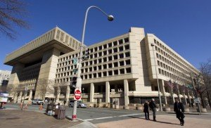 The FBI Headquarters in D.C.