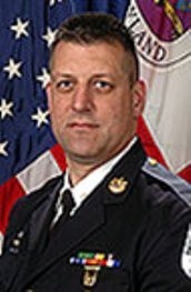 Daniel Weishaar, Police Commander District 1