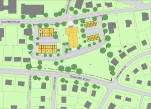 UMD proposal for staff housing
