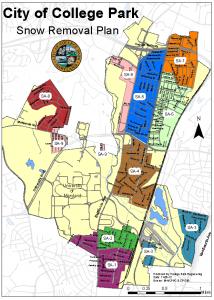 College Park 2014 Snow Plan