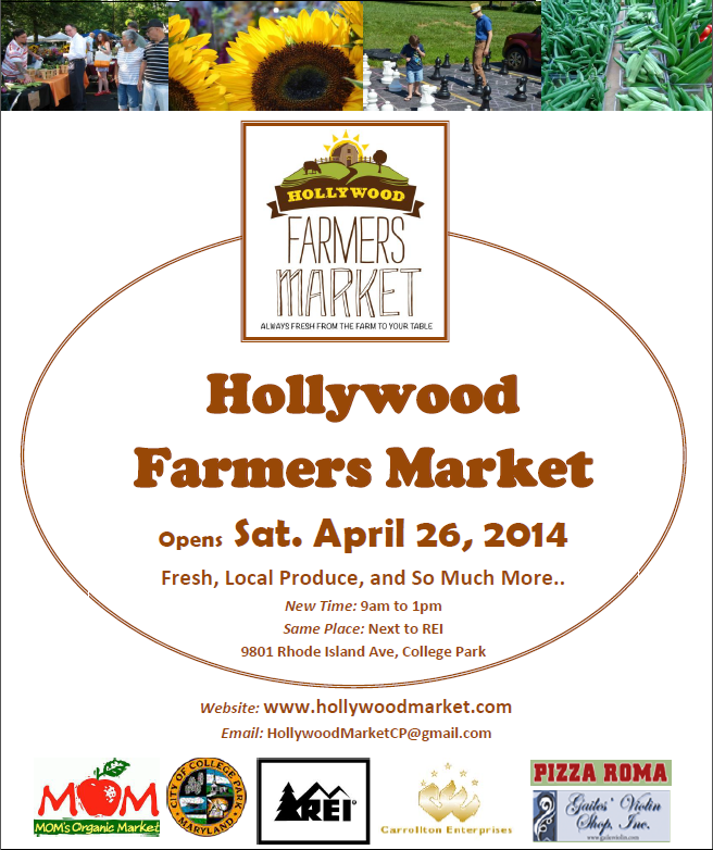 Hollywood Farmers Market 2014