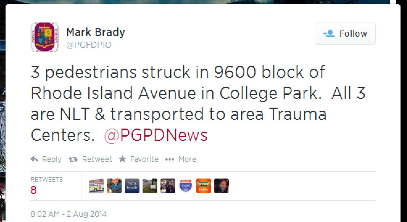 Rhode Island Pedestrian Accident