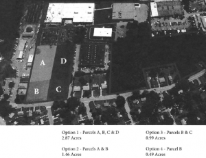 Portion Next to Davis Hall