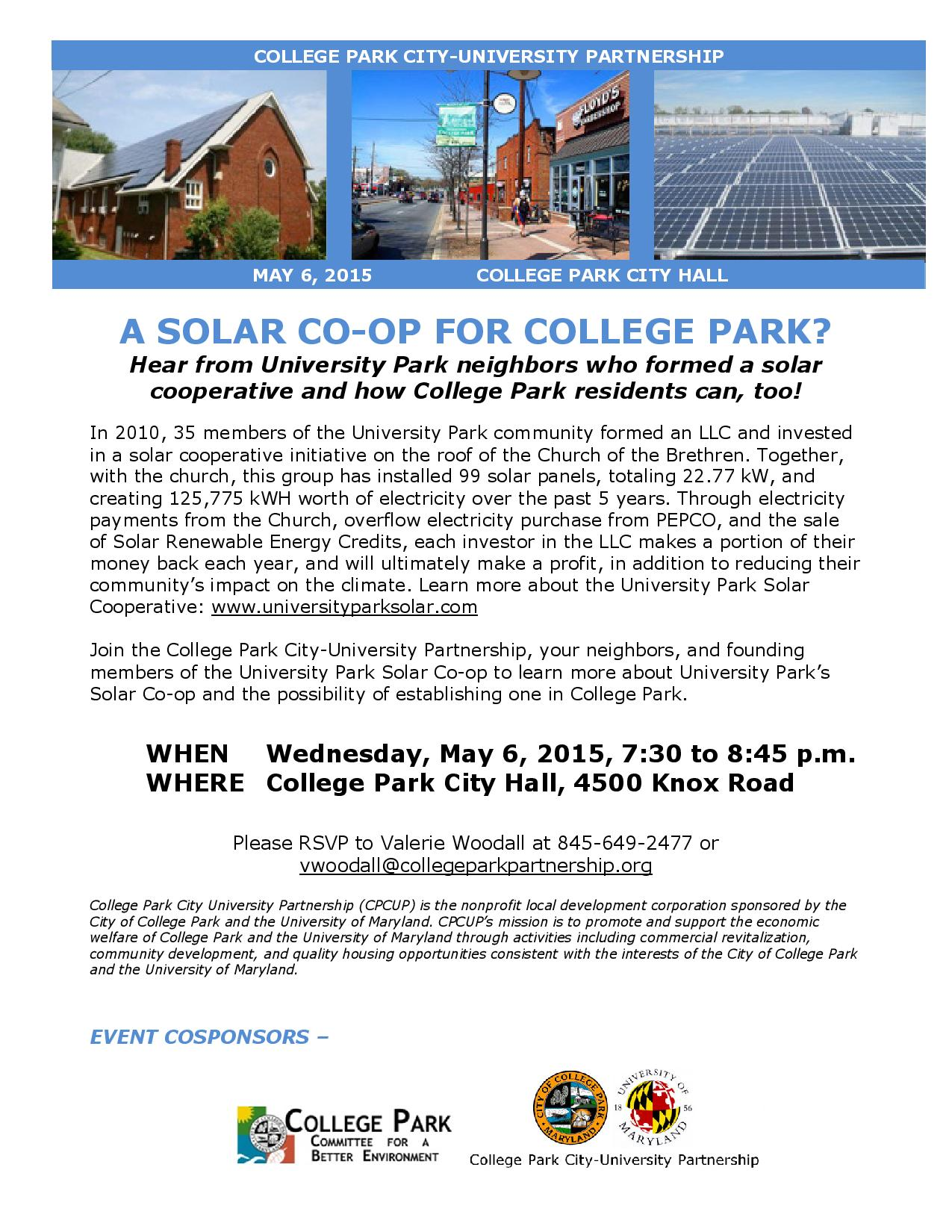 FLYER AND AGENDA - CP Solar Co-op Forum-page-001
