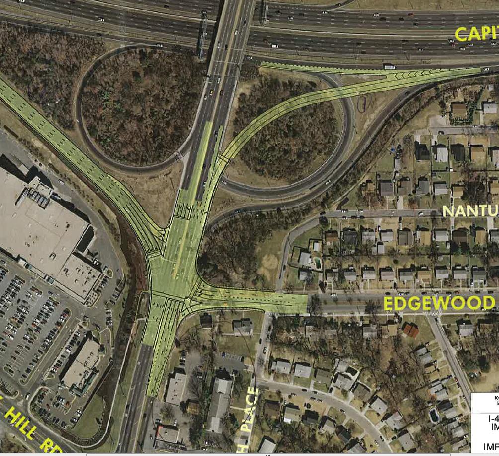 beltway-edgewood-interchange