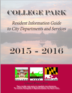 2015 Residents Guide