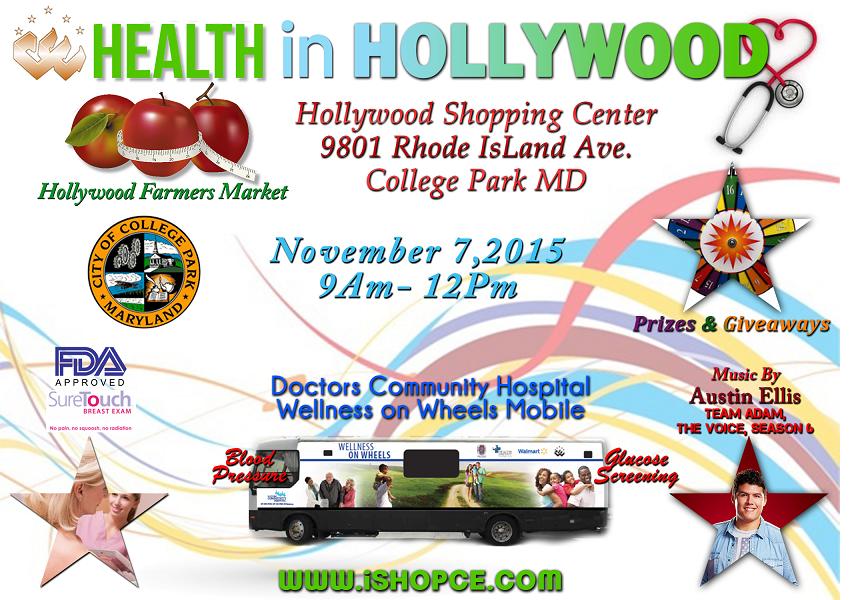 Hollywood Health Fair