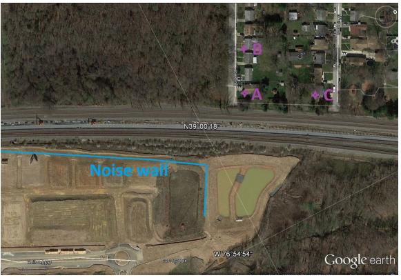Greenbelt Station Noise Study