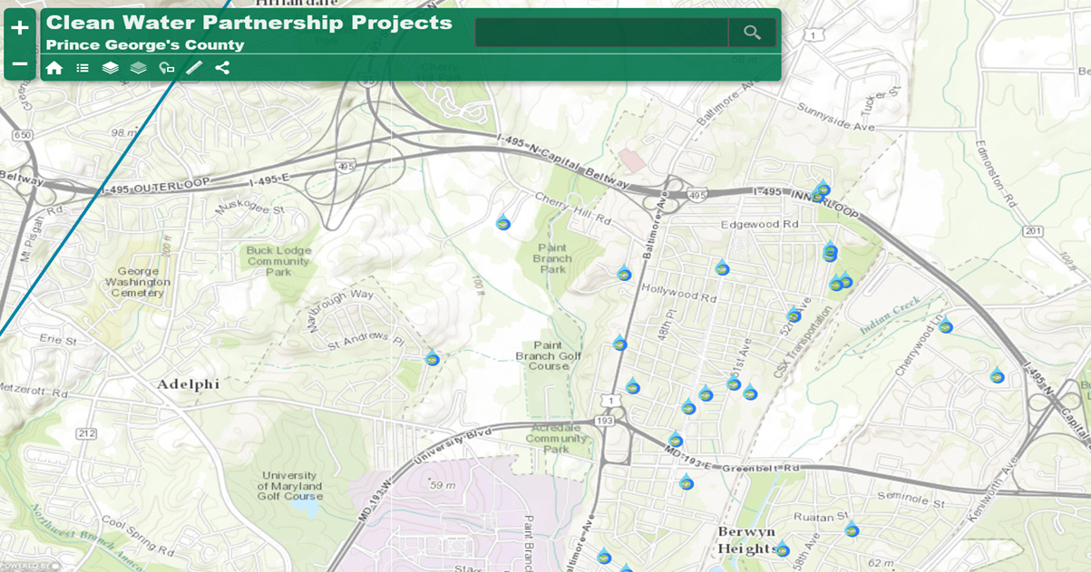 clean-water-partnership-project-map