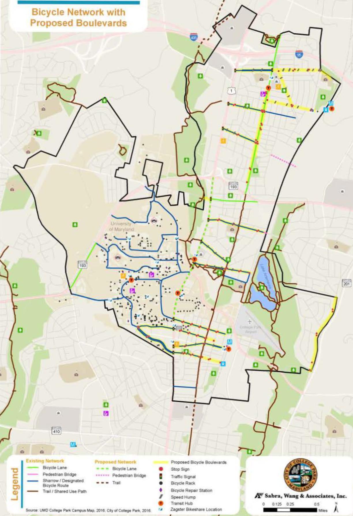 BicycleBlvdMap