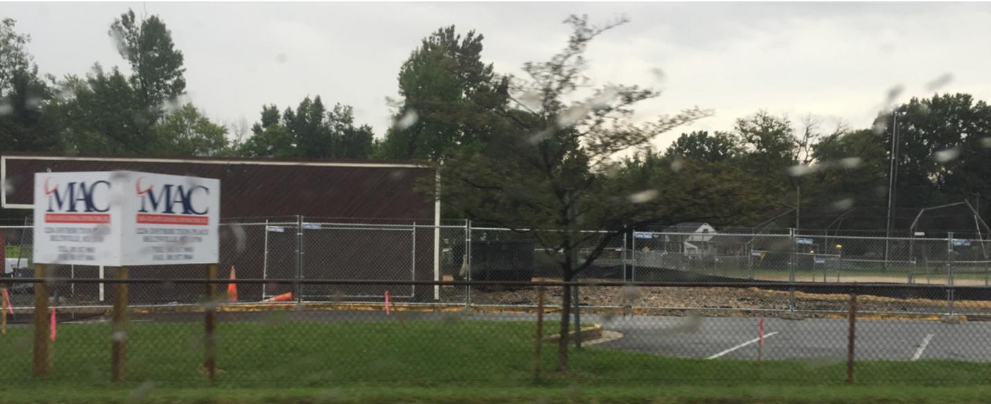 Duval Field Construction 2016