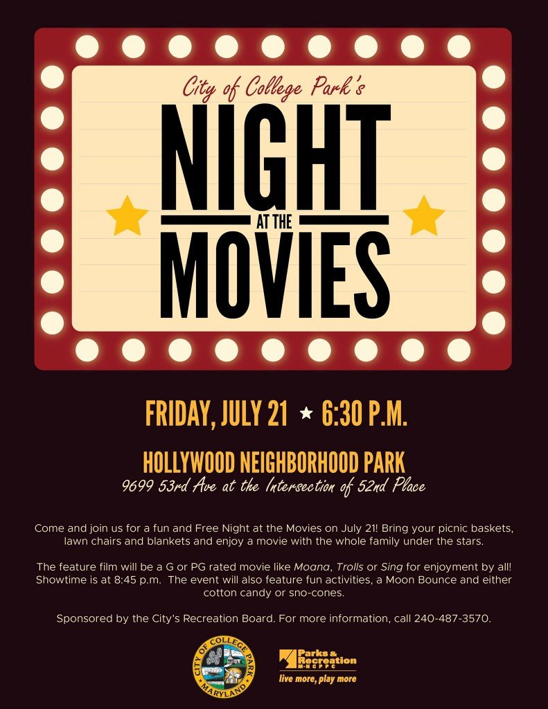 movie night Jul 2017