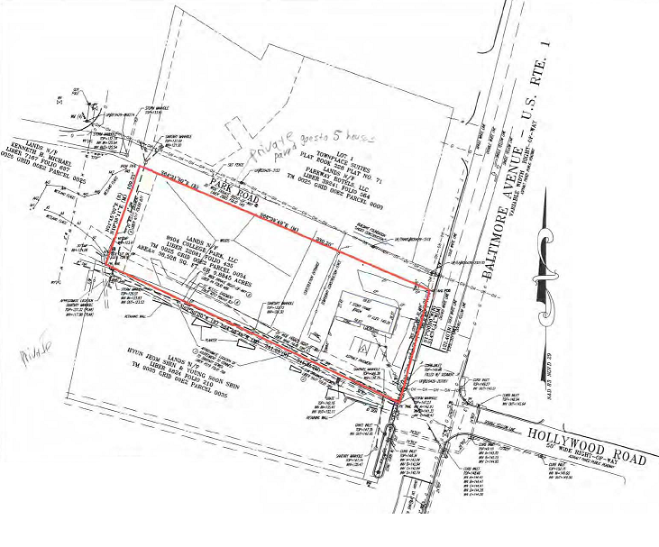 At Tomorrowu0027s Meeting, The Council Will Host A Public Hearing To Get Input  About A Proposed Development At The Property Located On The West Side Of US  1 At ...